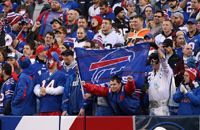 Book a Limo Bus to a Buffalo Bills football game