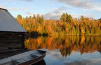 Take a limo to Cottage Country - Muskoka from Toronto Limo Service