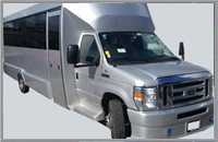Toronto Chartered Bus Service